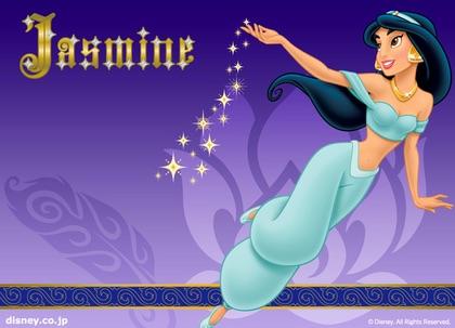 【アラジン】 ジャスミンのキャラクター、声優は?衣装についても検証