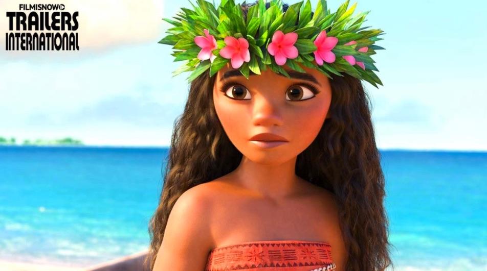 「モアナと伝説の海」主要キャラクター5人の声優をご紹介!