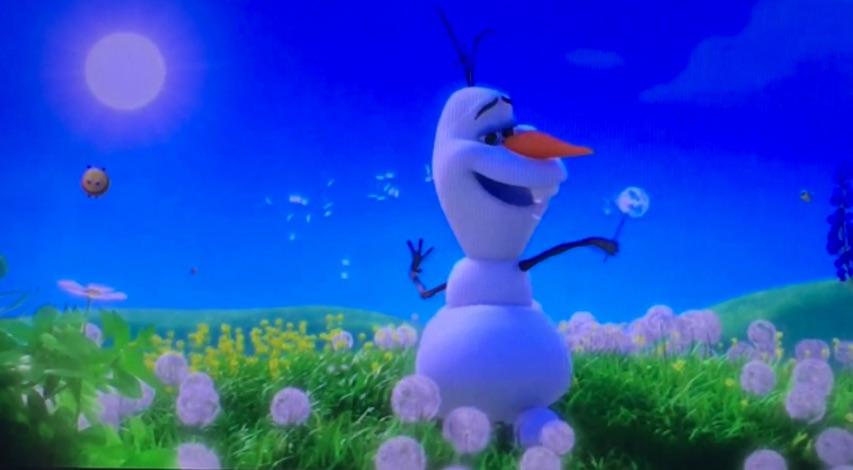 【アナ雪】オラフのキュートなキャラ4選+スノーギースって誰?