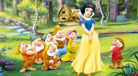 白雪姫小人の名前や特徴は小人の隠された裏話と