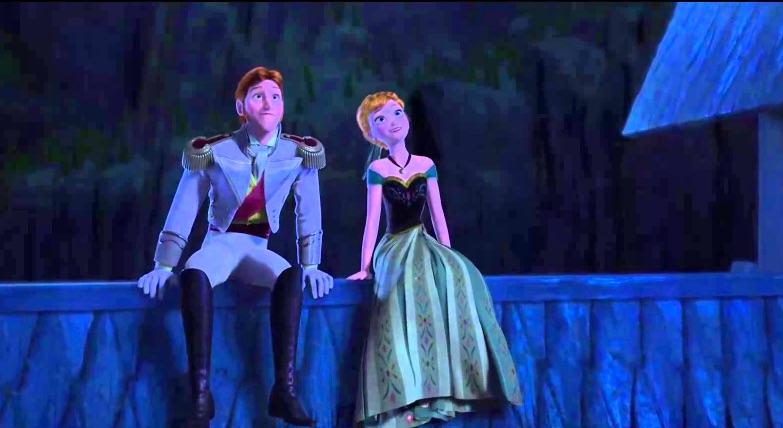アナと雪の女王 ハンス 歌